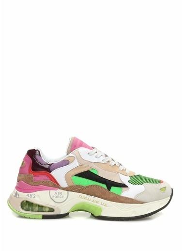 Premiata Sneakers Yeşil